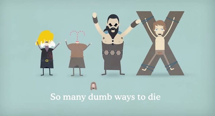 dumb ways to die got