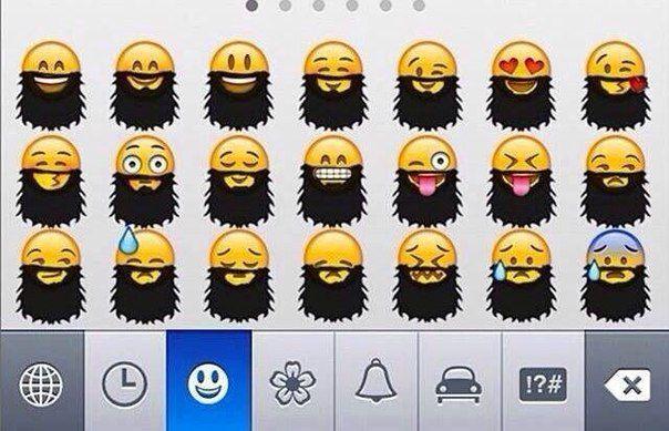 emojis barbones