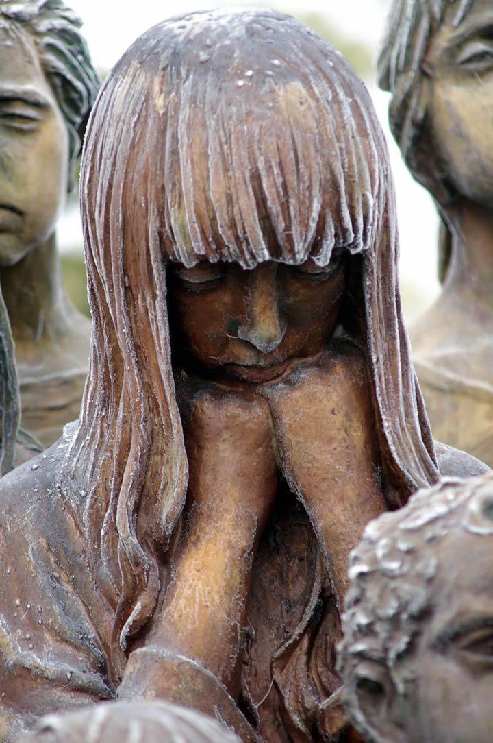monumento ninos victimas guerra lidice (2)