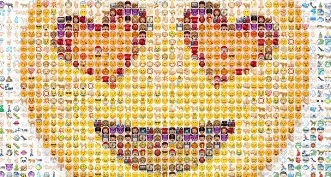 mosaico emojis