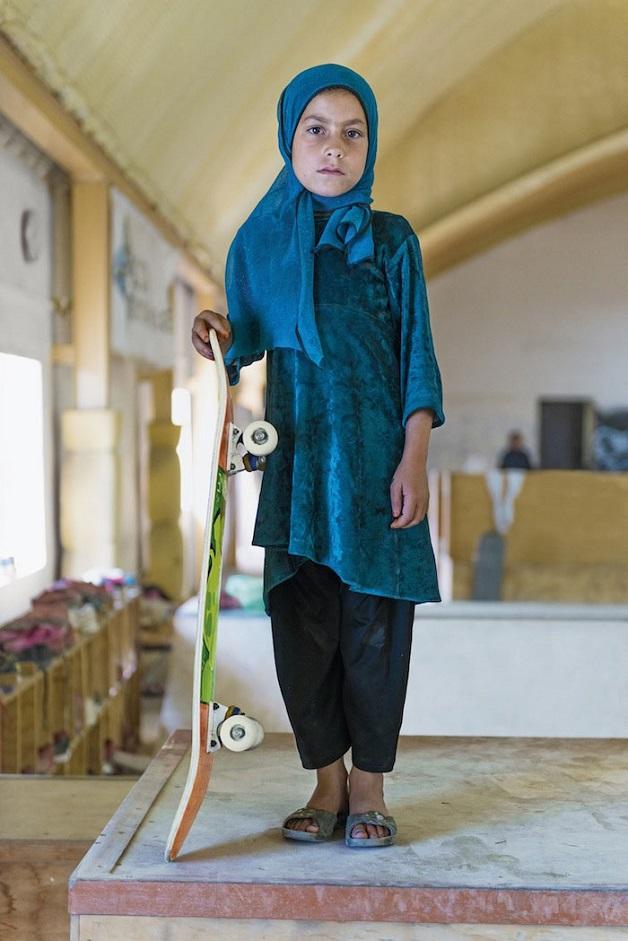 ninas skaters afganistan (4)