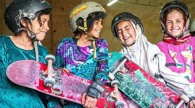 ninas skaters afganistan (5)