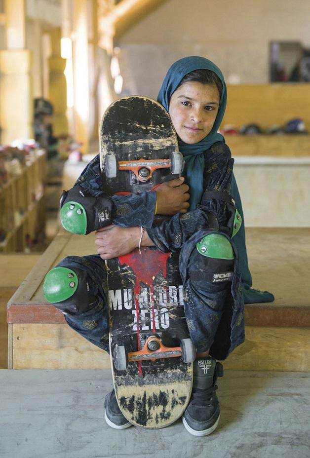 ninas skaters afganistan (6)