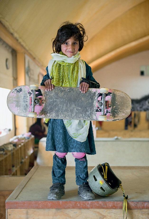 ninas skaters afganistan (7)