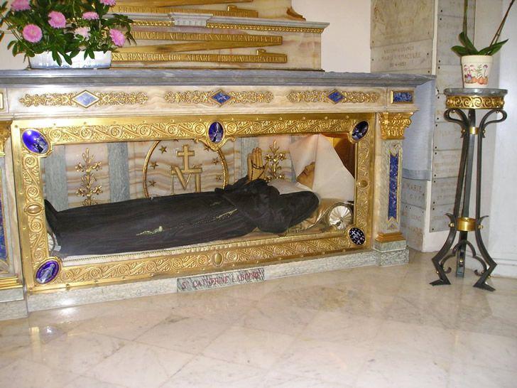 santa catalina laboure