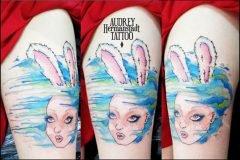 Tatuajes en acuarela perfectos para tu piel