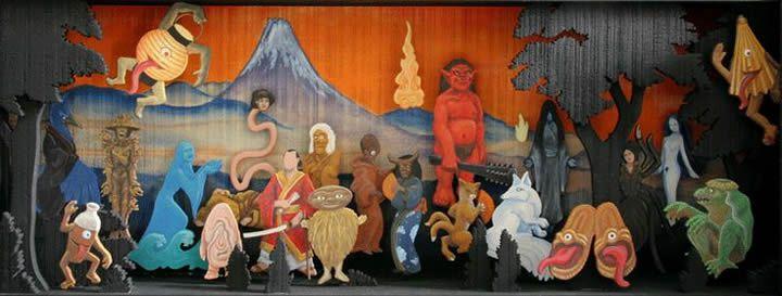 yokai japon folclore