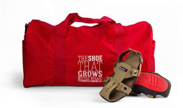 zapato crece