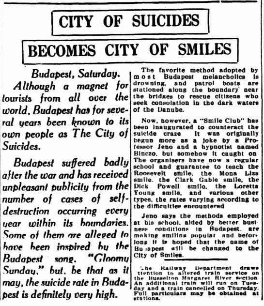 Budapest Clubs de la Sonrisa (9)