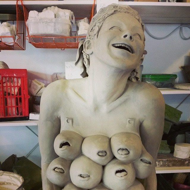 Escultruas Ronit Baranga (8)