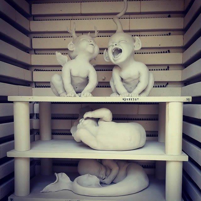 Escultruas Ronit Baranga (9)