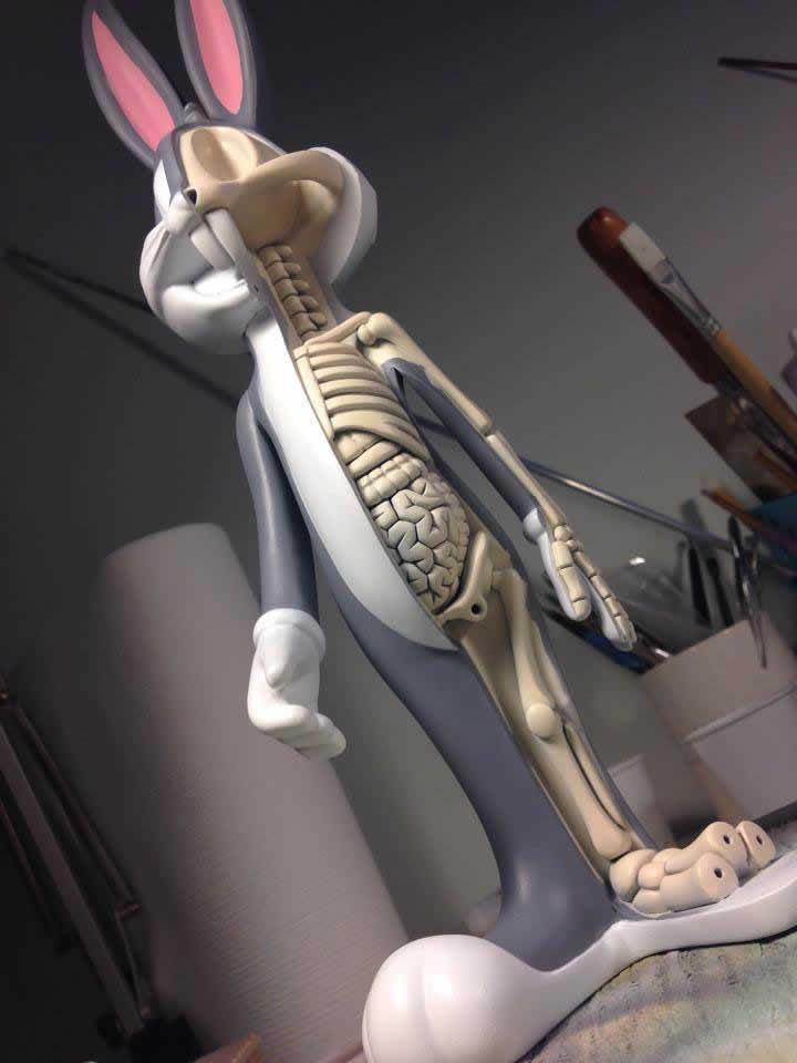 Jason Freeny esculturas y arte (6)
