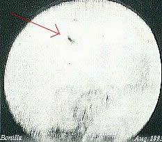 Jose_Bonilla_UFO_observation_12_August_1883