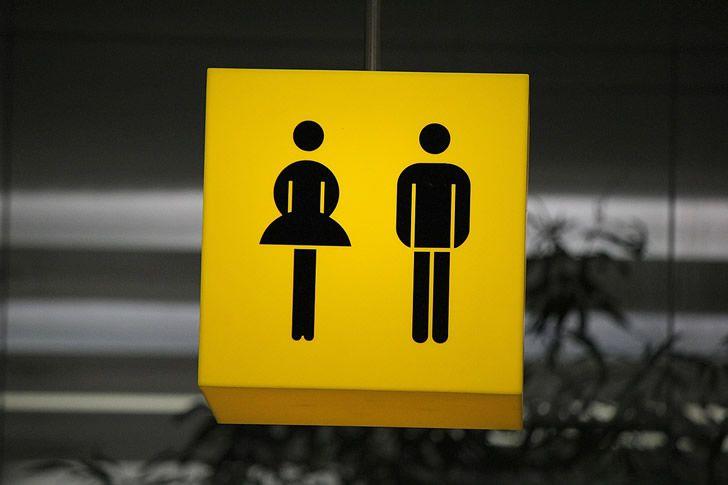 baños publicos WC