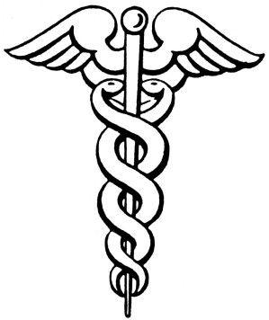 1000 ideas about caduceus tattoo on pinterest nurse tattoos - 191 Cu 225 L Es El Significado De Los S 237 Mbolos De Las Profesiones