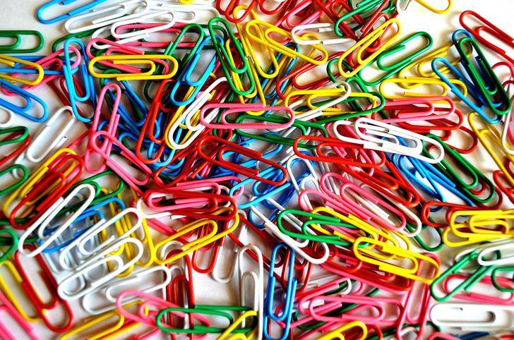 clips colores