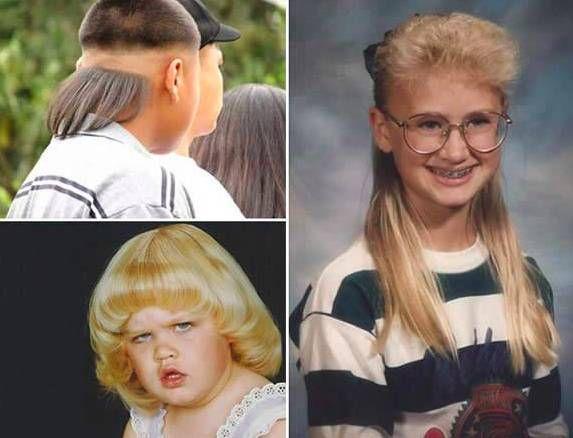 Cortes de cabello que pudieron haber sido una mala - Que puedo hacer para la mala suerte ...