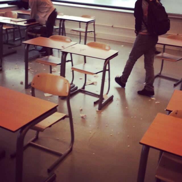momentos aburrimiento en la escuela (2)