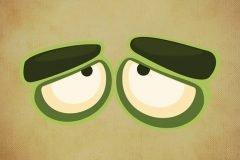 """Cómo evitar que los ojos """"se cansen"""" después de un día entero viendo pantallas"""
