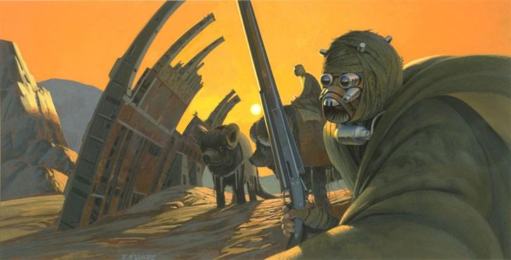 staw wars arte original (40)