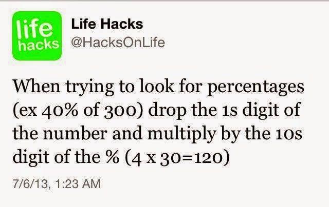 9 trucos simples de matemáticas que harán tu vida más fácil