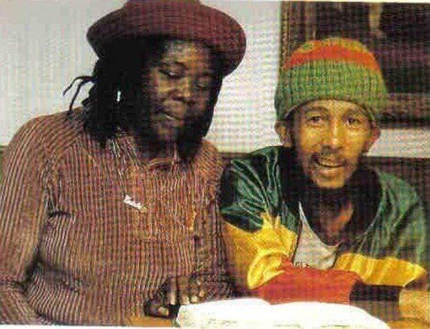 ultima foto de Bob Marley(13)