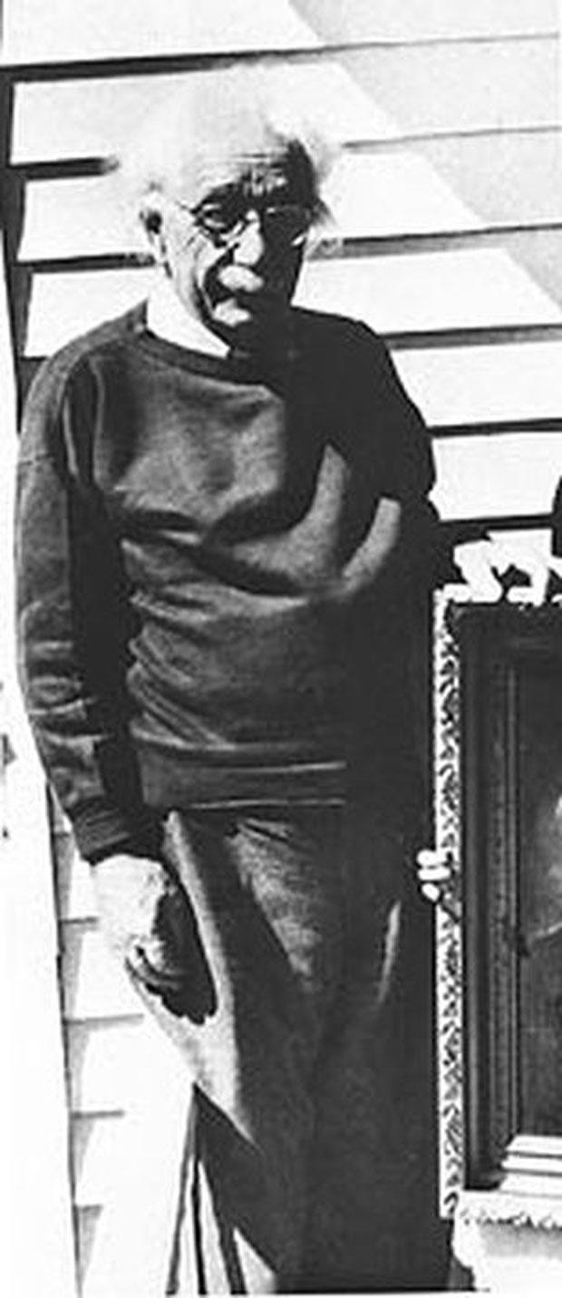 ultima foto de Einstein (1)