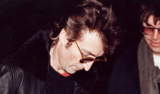 ultima foto de Jhon Lennon(4)