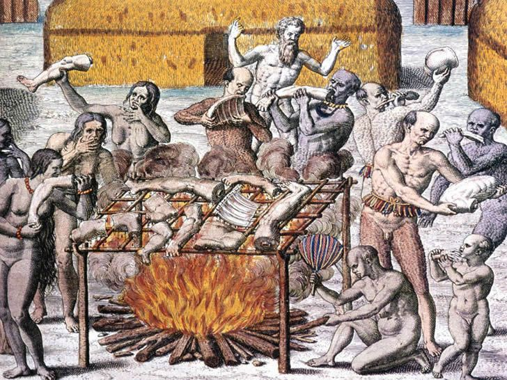 Antropofagia Canibalismo