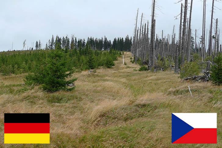 Fronteras entre paises  (11)