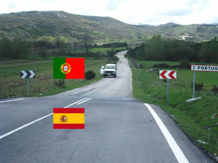 Fronteras entre paises  (2)