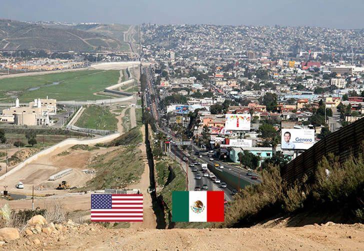 Fronteras entre paises  (3)