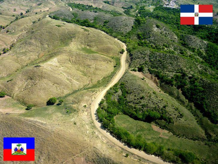 Fronteras entre paises  (5)