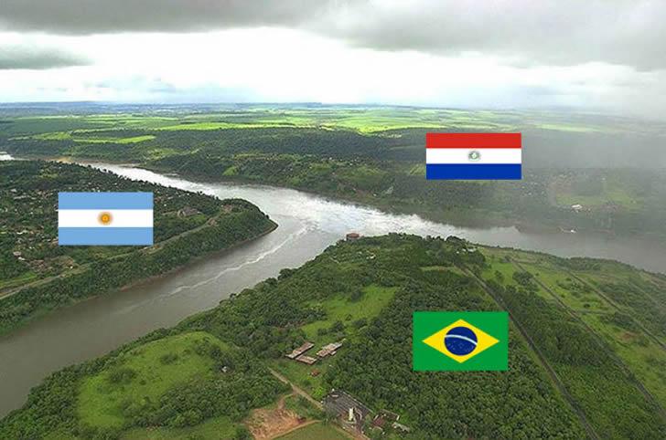 Fronteras entre paises  (6)