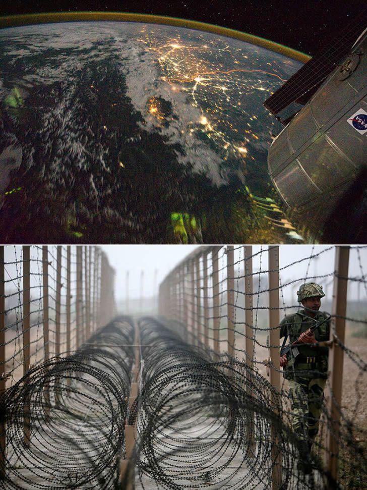 Fronteras entre paises  (9)