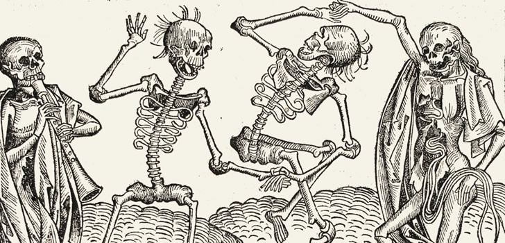 Macabre por Michael Wolgemut (1493)