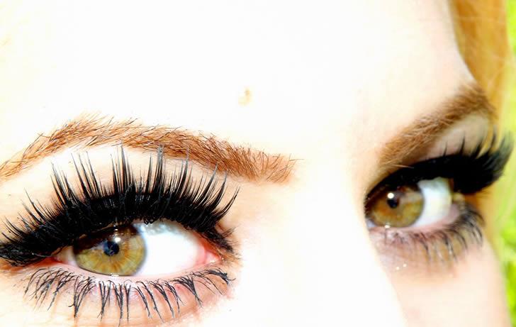 Ojos Avellana