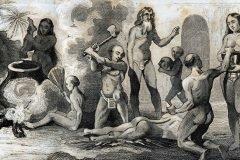 4 datos siniestros sobre canibalismo