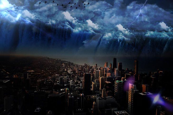 ciudad apocaliptica