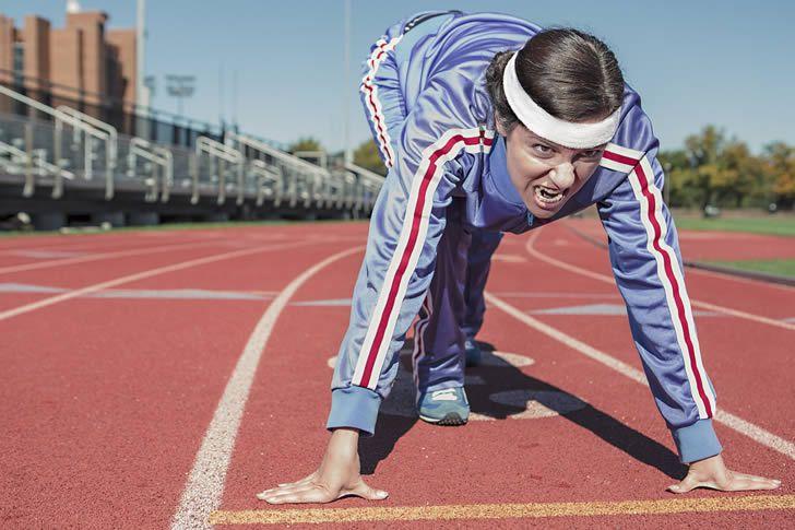 ejercicio correr