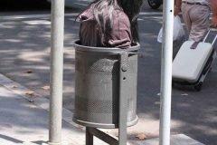 Estas esculturas urbanas son capaces de sorprender a cualquier incauto