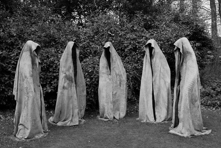 muertos fantasmas mortaja