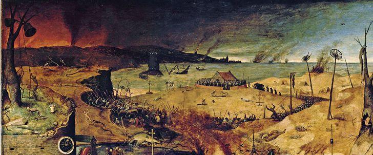 El triunfo de la Muerte - Pieter Brueghel el Viejo
