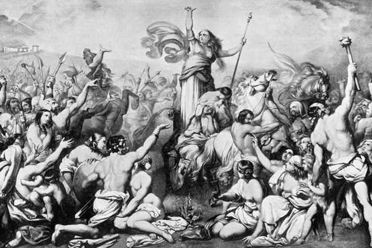 rebelin de Boudica