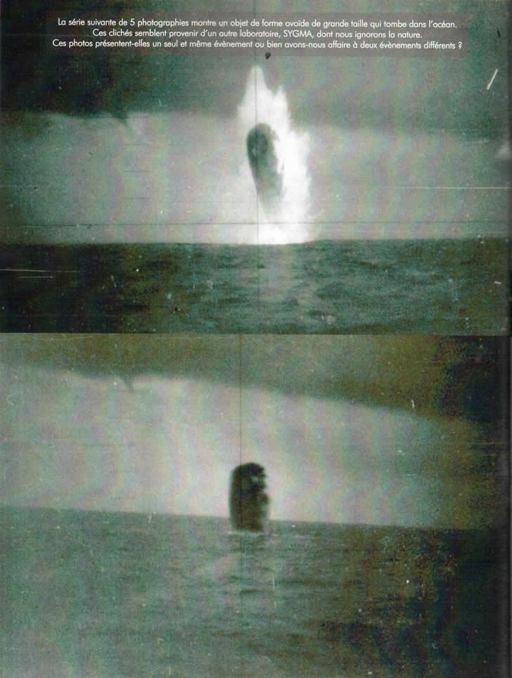 OVNI en el oceano artico (3)
