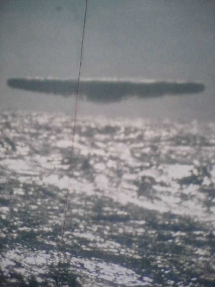 OVNI en el oceano artico (5)