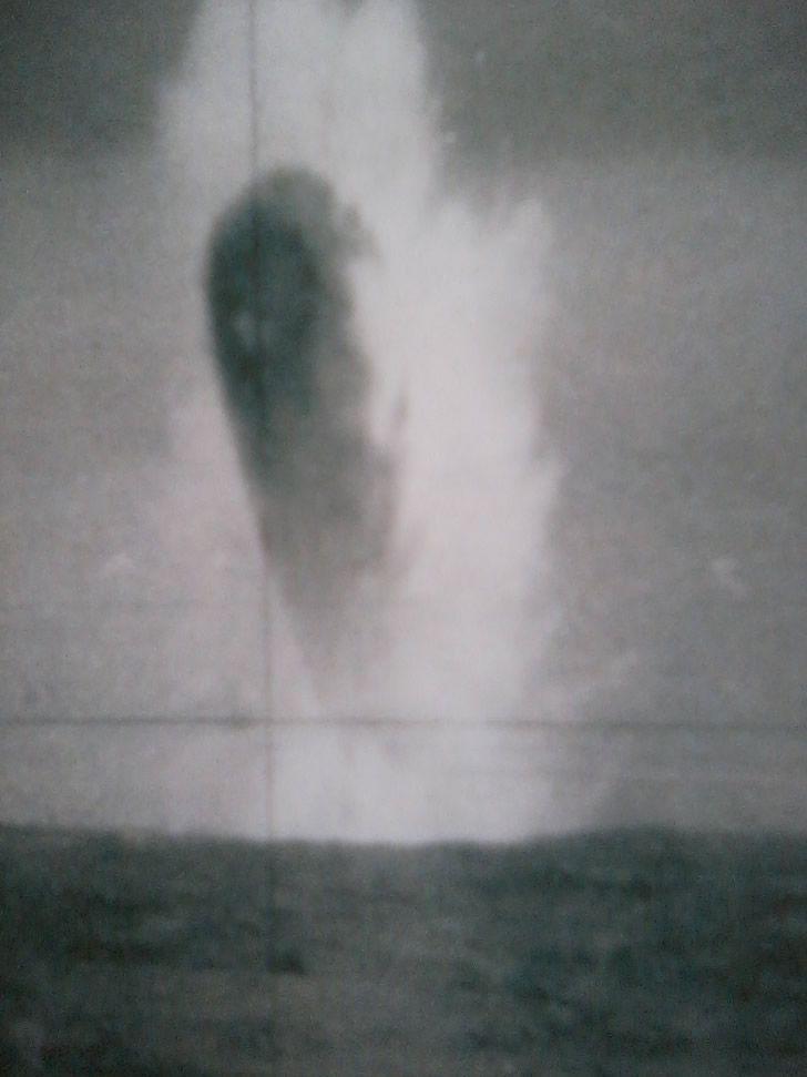 OVNI en el oceano artico (9)