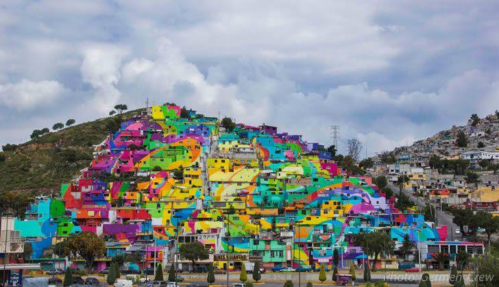 Palmitas Pachuca Hidalgo Mural (1)