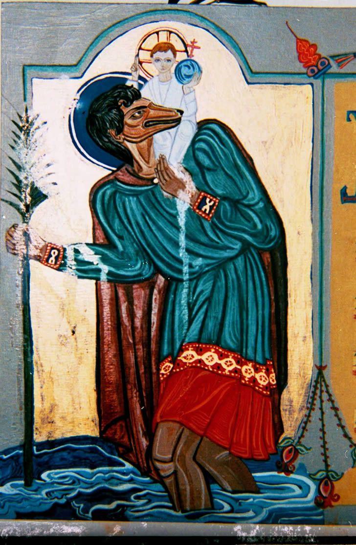 San Cristóbal mártir (2)