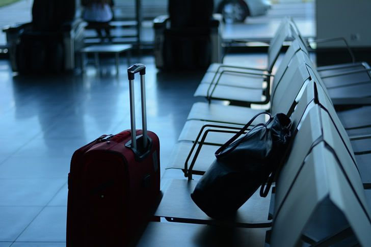 aeropuerto maletas